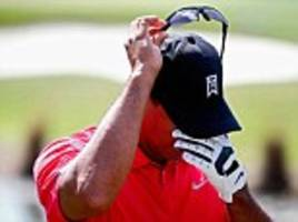 Tiger Woods forced to withdraw with back injury midway through Honda Classic final round