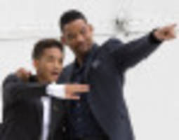will and jaden smith given razzies for worst actors by golden raspberry awards